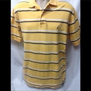 Men's size Large NAUTICA polo shirt